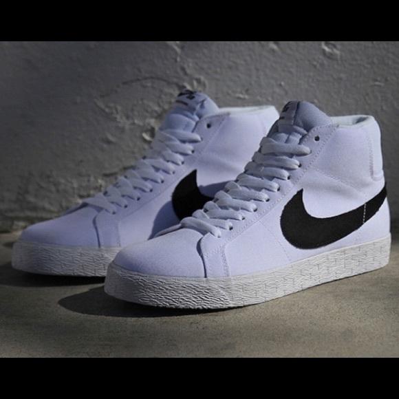 Nike Shoes | Nike Sb Zoom Blazer Mid